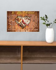 To My Husband 17x11 Poster poster-landscape-17x11-lifestyle-24