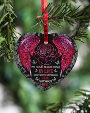 You Taught Me Many Things Heart ornament - single (porcelain) aos-heart-ornament-single-porcelain-lifestyles-07