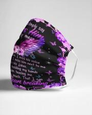 I Miss Him Cloth face mask aos-face-mask-lifestyle-21