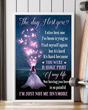 The Day I Lost You 11x17 Poster lifestyle-poster-4