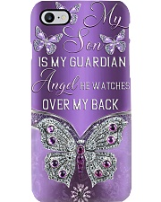 My Son Is My Guardian Angel Phone Case i-phone-8-case