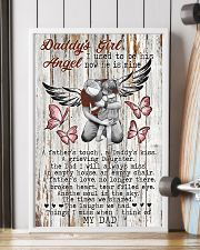 Daddy's Girl I Used To Be His Angel Now He's Mine 11x17 Poster lifestyle-poster-4