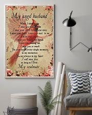 My Angle Husband 11x17 Poster lifestyle-poster-1