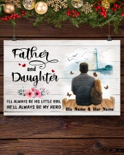 Father And Daughter 17x11 Poster aos-poster-landscape-17x11-lifestyle-27