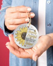 Because They Have My Husband Circle ornament - single (porcelain) aos-circle-ornament-single-porcelain-lifestyles-01