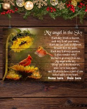 My Angel In The Sky 17x11 Poster aos-poster-landscape-17x11-lifestyle-27