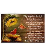 My Angel In The Sky 17x11 Poster front