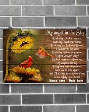 My Angel In The Sky 17x11 Poster poster-landscape-17x11-lifestyle-18