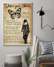 Miss You Dad 11x17 Poster lifestyle-poster-1