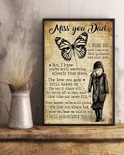 Miss You Dad 11x17 Poster lifestyle-poster-3