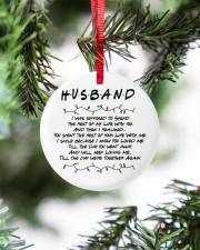 Husband Circle ornament - single (porcelain) aos-circle-ornament-single-porcelain-lifestyles-07