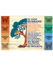 My Angel Husband 17x11 Poster front