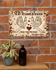 To My Husband 17x11 Poster poster-landscape-17x11-lifestyle-23