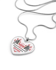 Limited Edition Metallic Heart Necklace aos-necklace-heart-metallic-lifestyle-05