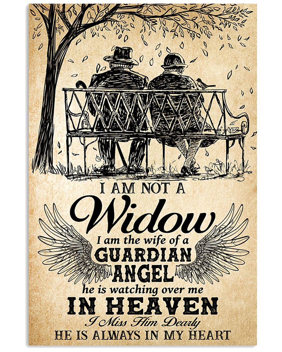 I Am Not A Widow 11x17 Poster