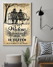 I Am Not A Widow 11x17 Poster lifestyle-poster-1