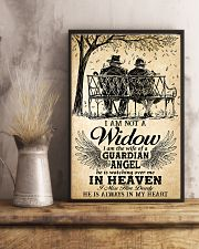 I Am Not A Widow 11x17 Poster lifestyle-poster-3