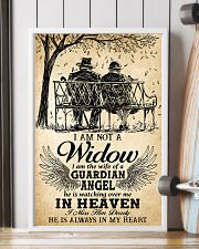 I Am Not A Widow 11x17 Poster lifestyle-poster-4