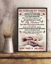 My Husband My Angel 11x17 Poster lifestyle-poster-3