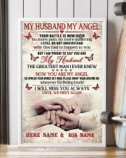 My Husband My Angel 11x17 Poster lifestyle-poster-4