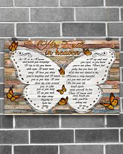 As I Sit In Heaven 17x11 Poster poster-landscape-17x11-lifestyle-18