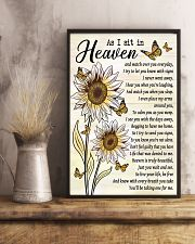 As I Sit In Heaven 11x17 Poster lifestyle-poster-3