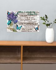 When I Simply Say 17x11 Poster poster-landscape-17x11-lifestyle-24