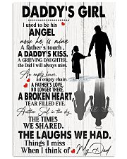 Daddys Girl 11x17 Poster front
