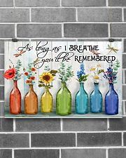 As Long As I Breathe 17x11 Poster poster-landscape-17x11-lifestyle-18