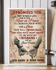 I Promised You 11x17 Poster lifestyle-poster-4