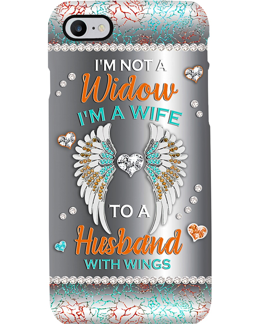 Im Not A Widow Phone Case