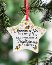 Memories Of You Star ornament - single (porcelain) aos-star-ornament-single-porcelain-lifestyles-08
