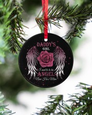 Daddys Girl Circle ornament - single (porcelain) aos-circle-ornament-single-porcelain-lifestyles-07