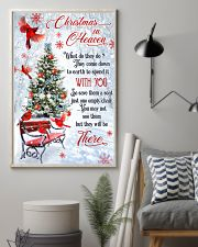 Christmas In Heaven 11x17 Poster lifestyle-poster-1