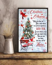 Christmas In Heaven 11x17 Poster lifestyle-poster-3