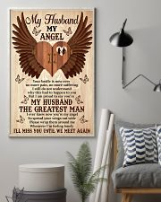 My Husband My Angel 11x17 Poster lifestyle-poster-1