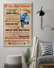 To My Angel Husband 11x17 Poster lifestyle-poster-1