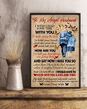 To My Angel Husband 11x17 Poster lifestyle-poster-3