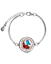 Limited Edition Metallic Circle Bracelet thumbnail