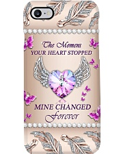 The Moment Your Heart Stopped Phone Case i-phone-8-case
