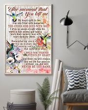 The Moment That You Left Me 11x17 Poster lifestyle-poster-1