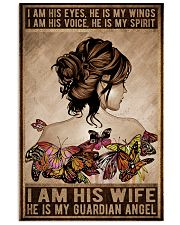 I Am His Eyes 11x17 Poster front