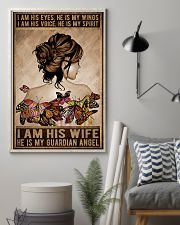 I Am His Eyes 11x17 Poster lifestyle-poster-1
