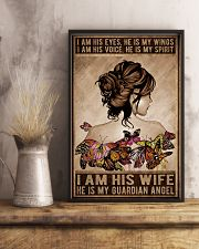 I Am His Eyes 11x17 Poster lifestyle-poster-3