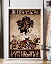 I Am His Eyes 11x17 Poster lifestyle-poster-4