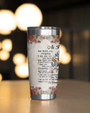 As I Sit In Heaven 20oz Tumbler aos-20oz-tumbler-lifestyle-front-04