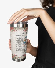As I Sit In Heaven 20oz Tumbler aos-20oz-tumbler-lifestyle-front-25