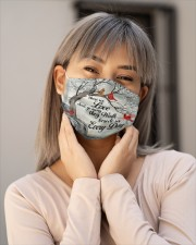My Love In Heaven Cloth face mask aos-face-mask-lifestyle-17