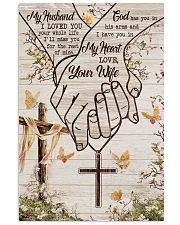 My Husband I Loved You  11x17 Poster front