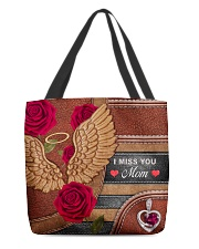 I Miss You Mom All-over Tote back